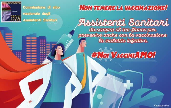 AssistentiSanitari vacciniamoci